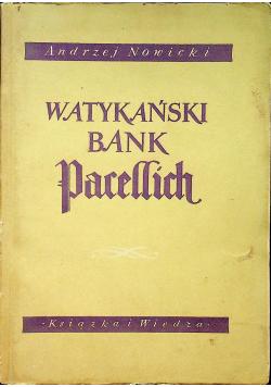 Watykański Bank Pacellich
