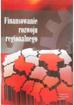 Finansowanie rozwoju  regionalnego
