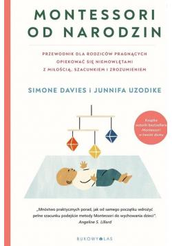 Montessori od narodzin
