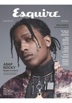 Esquire UK Magazine November 2018