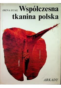 Współczesna tkanina polska