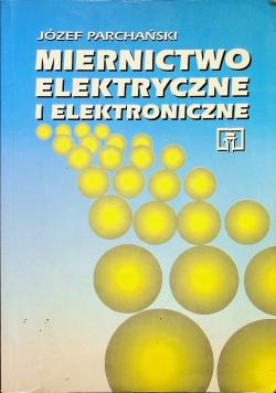 Miernictwo elektryczne i elektroniczne