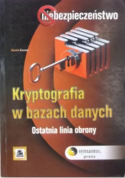 Kryptografia w bazach danych