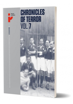 Chronicles of Terror. Volume 7. Victims of the...
