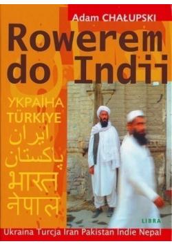 Rowerem do Indii
