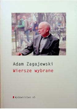 Zagajewski Wiersze wybrane