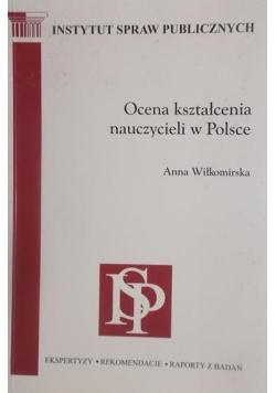 Ocena kształcenia nauczycieli w Polsce