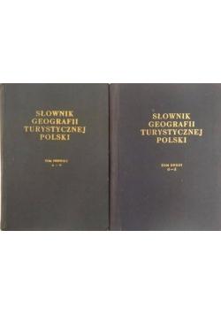 Słownik geografii turystycznej Polski Tom I i II
