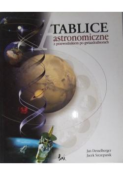 Tablice astronomiczne