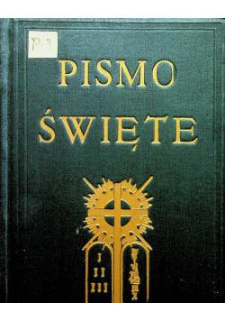 Pismo Święte 1932r