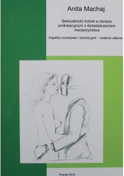 Seksualność kobiet w okresie prokreacyjnym