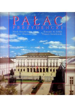 Pałac prezydencki NOWA