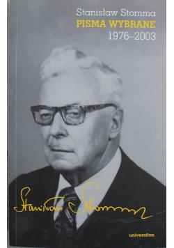 Stanisław Stomma Pisma wybrane 1931 2003 Tom III