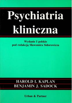 Psychiatra kliniczna