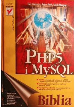 PHP5 i MySQL