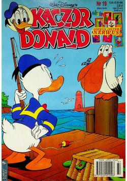 Kaczor Donald nr 19