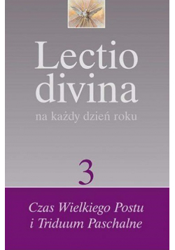 Lectio divina na każdy dzień roku tom 3