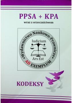 PPSA + KPA wraz z orzecznictwem