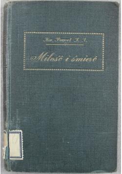 Miłość i śmierć 1931 r.