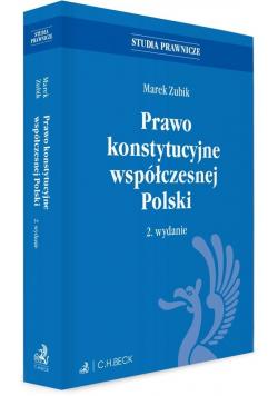 Prawo konstytucyjne współczesnej Polski w.2