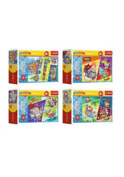 Puzzle 20 miniMaxi Super Szpiedzy mix TREFL