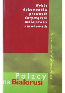 Polacy na Białorusi  Tom 2