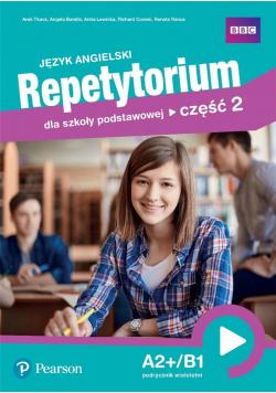 Repetytorium j. ang. A2+/B1 SB PEARSON