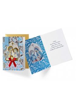 Karnet B6 DK-871 Boże Narodzenie