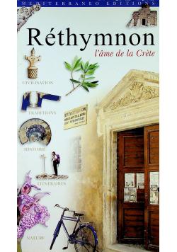 Réthymnon / l âme de la Crète