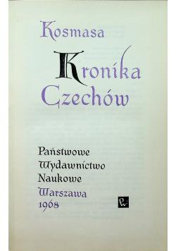 Kronika Czechów