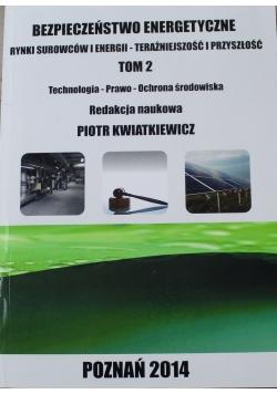 Bezpieczeństwo energetyczne Tom II