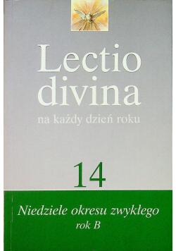 Lectio divina na każdy dzień roku 14