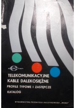 Telekomunikacyjne kable dalekosiężne