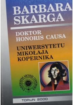 Doktor Honoris Causa Uniwersytetu Mikołaja Kopernika
