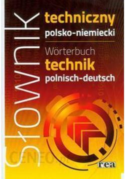 Słownik techniczny polsko niemiecki