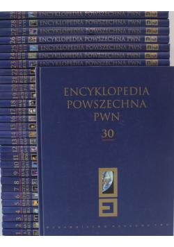 Encyklopedia Powszechna PWN 30 tomów