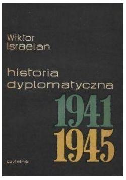 Historia dyplomatyczna 1941 1945