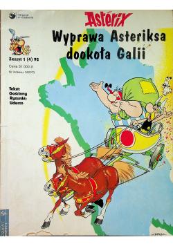 Wyprawa Asteriksa dookoła Galii Zeszyt 1