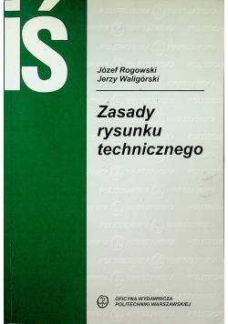 Zasady rysunku technicznego
