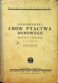 Chów ptactwa domowego 1948 r.