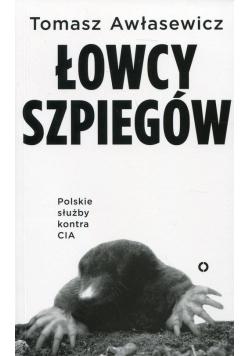 Łowcy szpiegów Polskie służby kontra CIA