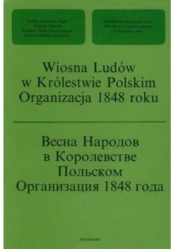 Wiosna ludów w Królestwie Polskim