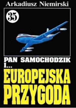 Pan Samochodzik i Europejska przygoda