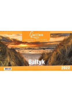 Kalendarz 2022 Biurkowy Galileo Bałtyk CRUX