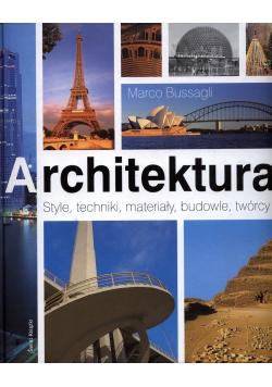 Architektura style techniki materiały budowle twórcy