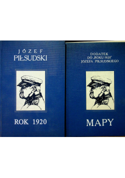Rok 1920 / Mapy