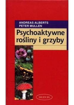 Psychoaktywne rośliny i grzyby