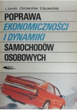 Poprawa Ekonomiczności i Dynamiki Samochodów Osobowych
