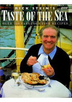Taste of The Sea plus autograf Stein