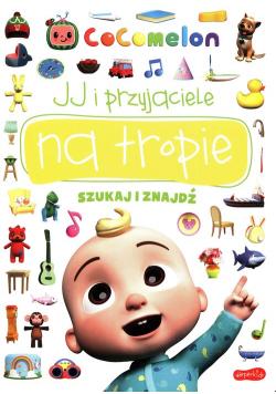 JJ i przyjaciele na tropie Szukaj i znajdź